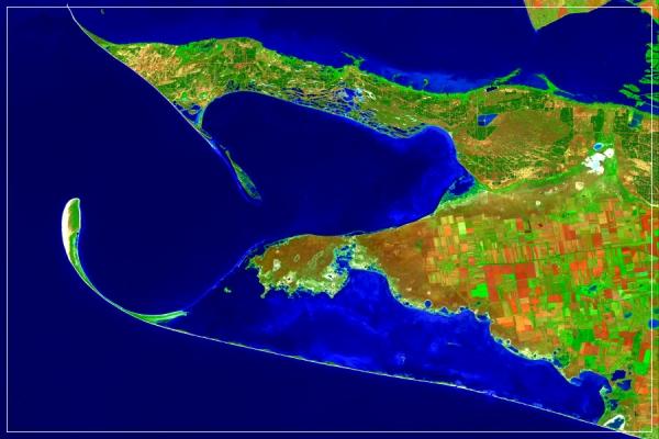 Регіон Чорноморського біосферного заповідника