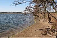 Озеро на Кінбурнському півострові